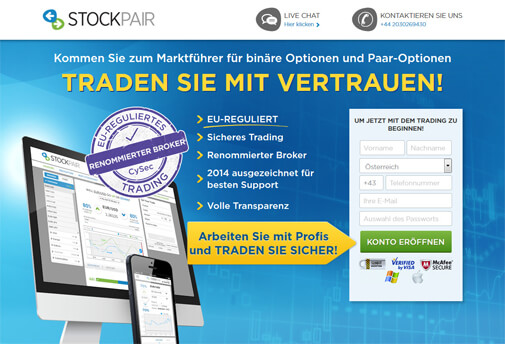 Bester binre option broker test