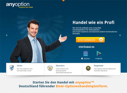 High yield binre optionen affiliate